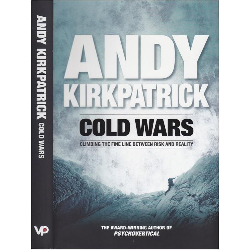 Cold Wars SIGNED by Vertebrate Publishing