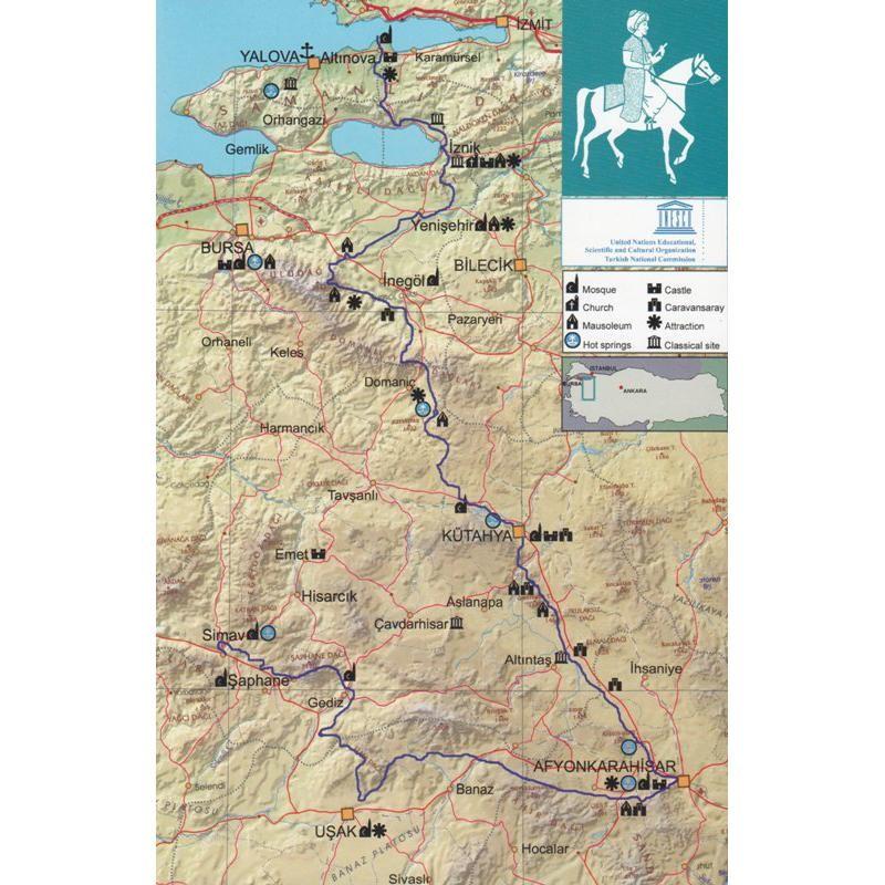 The Evliya Celebi Way by Upcountry