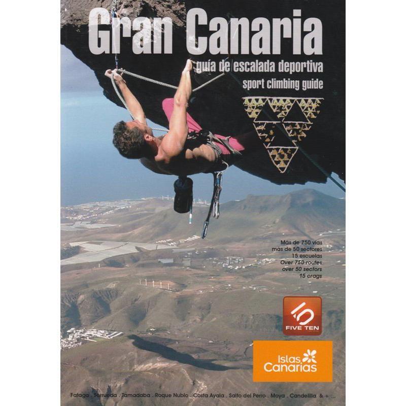 Gran Canaria: Sport Climbing Guide by Casanas Ruiz & Fernandez