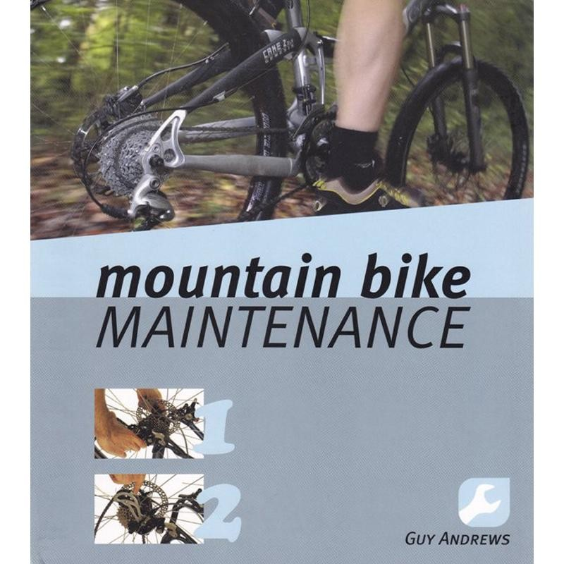 Mountain Bike Maintenance by A and C Black