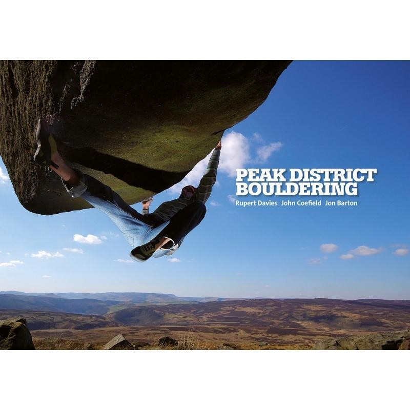 Peak District Bouldering by Vertebrate Publishing
