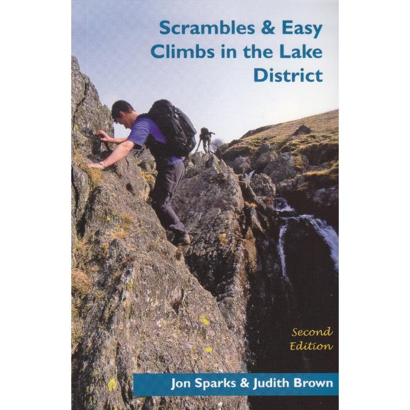 Scrambles & Easy Climbs in the Lake District by Grey Stone Books