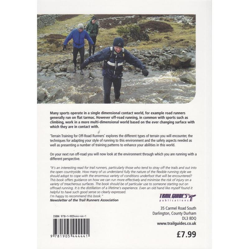 Terrain Training for Off-Road Runners by Trailguides