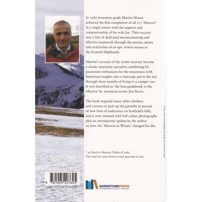 The Munros in Winter by Sandstone Press