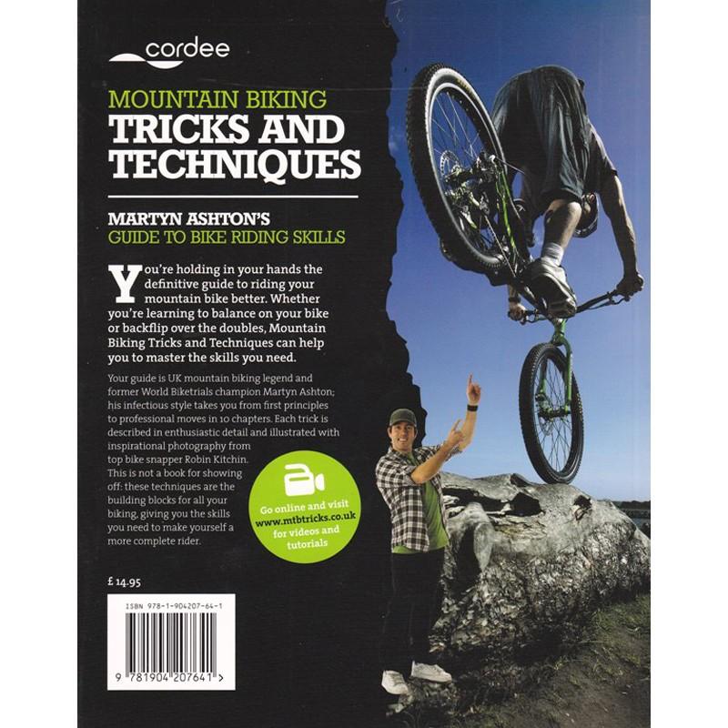 Mountain Biking Tricks & Techniques