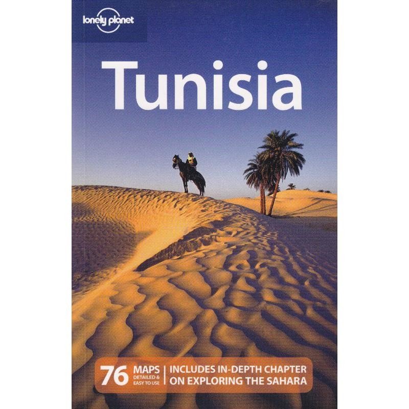 Tunisia by Lonely Planet