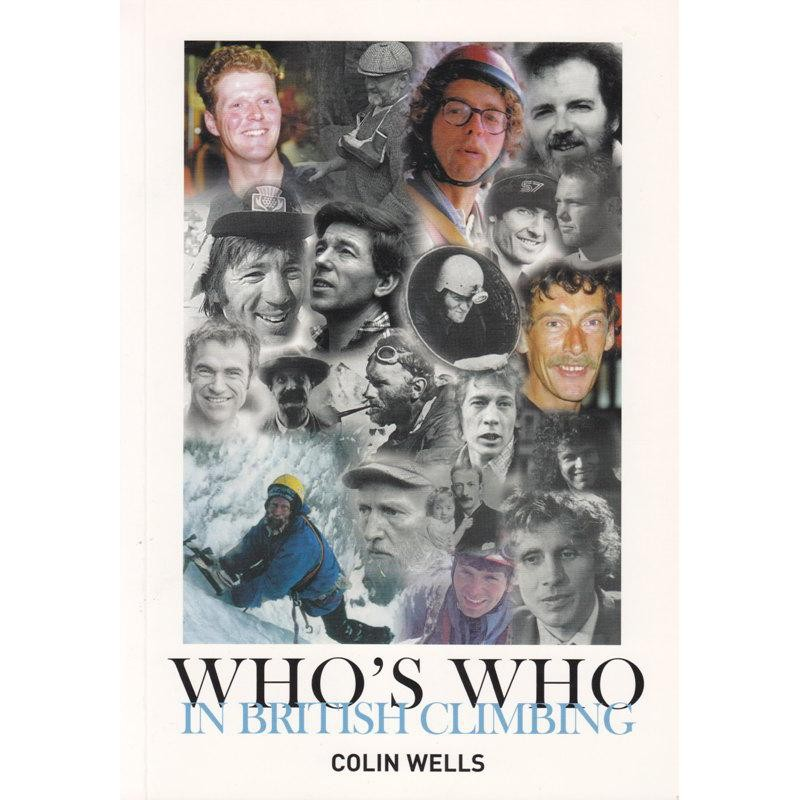 Whos Who in British Climbing by The Climbing Company