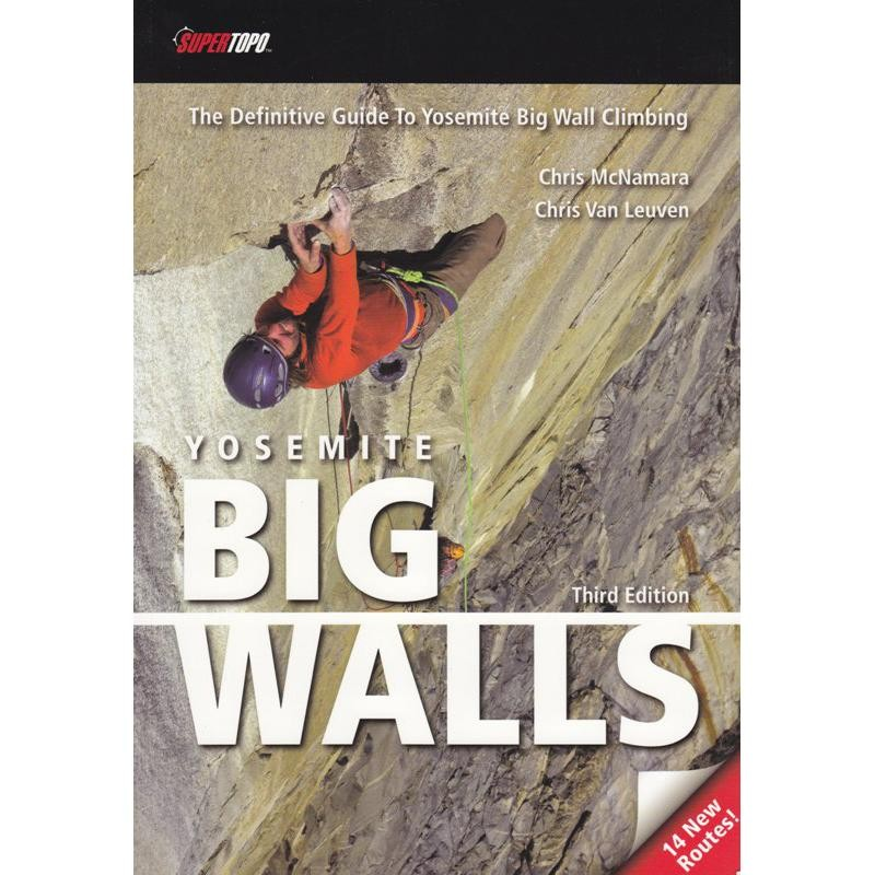 Yosemite Big Walls by SuperTopo