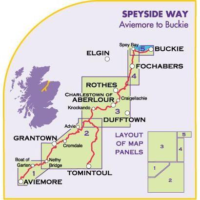 Speyside Way by Harvey
