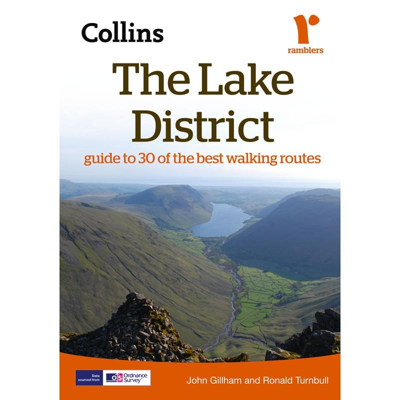 The Lake District: Guide to 30 of the best walking routes