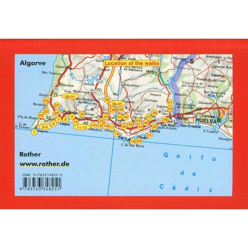 Algarve by Bergverlag Rother