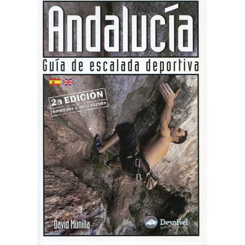 Andalucia: guia de escalada deportiva