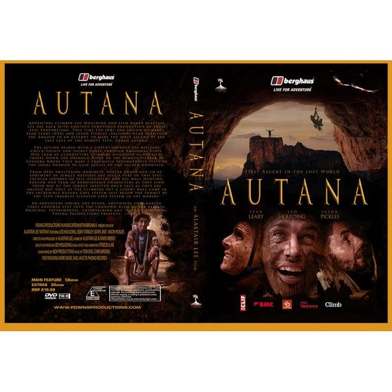 Autana: First Ascent in the Lost World