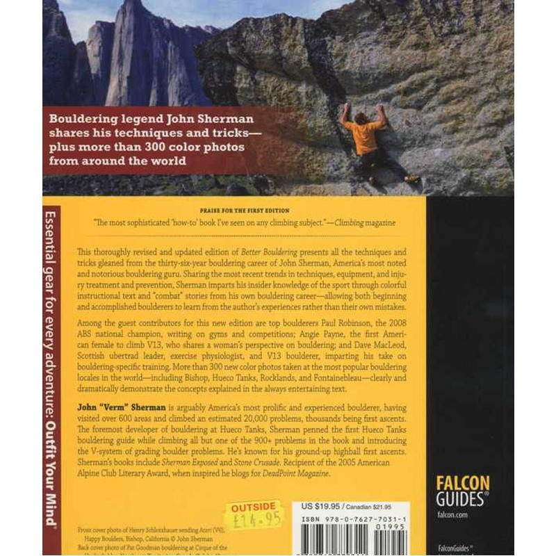 Better Bouldering by Falcon Guides