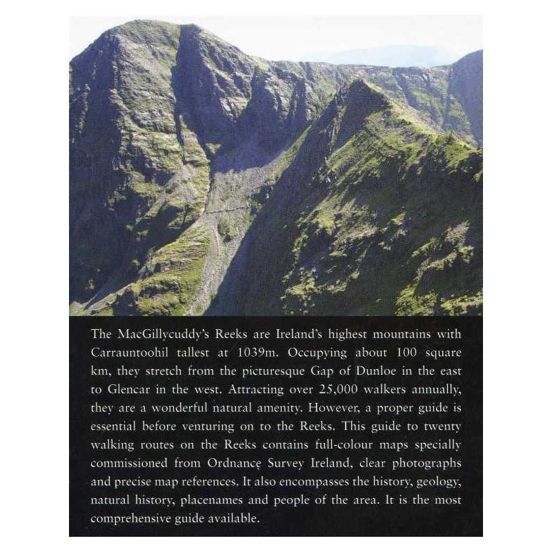 Carrauntoohil & MacGillycuddys Reeks by The Collins Press