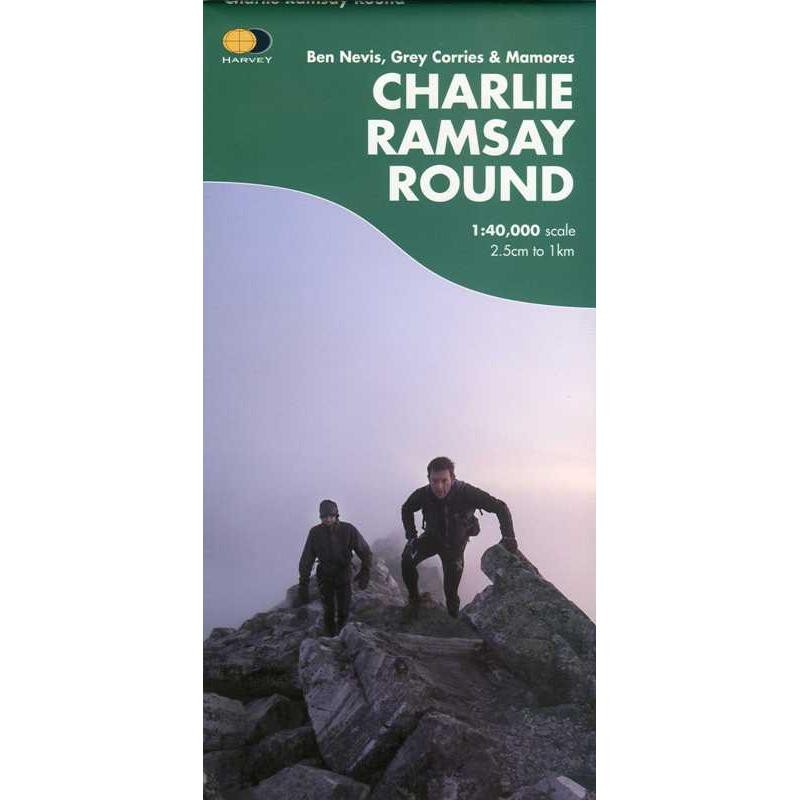Charlie Ramsay Round by Harvey