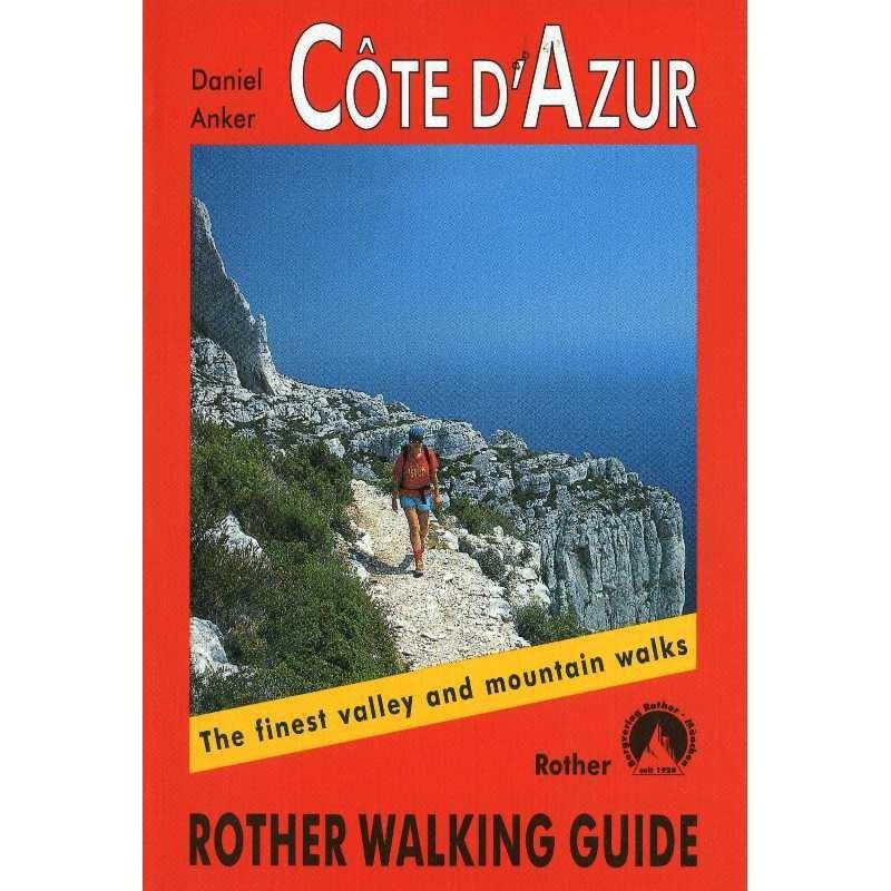 Cote d Azur by Bergverlag Rother