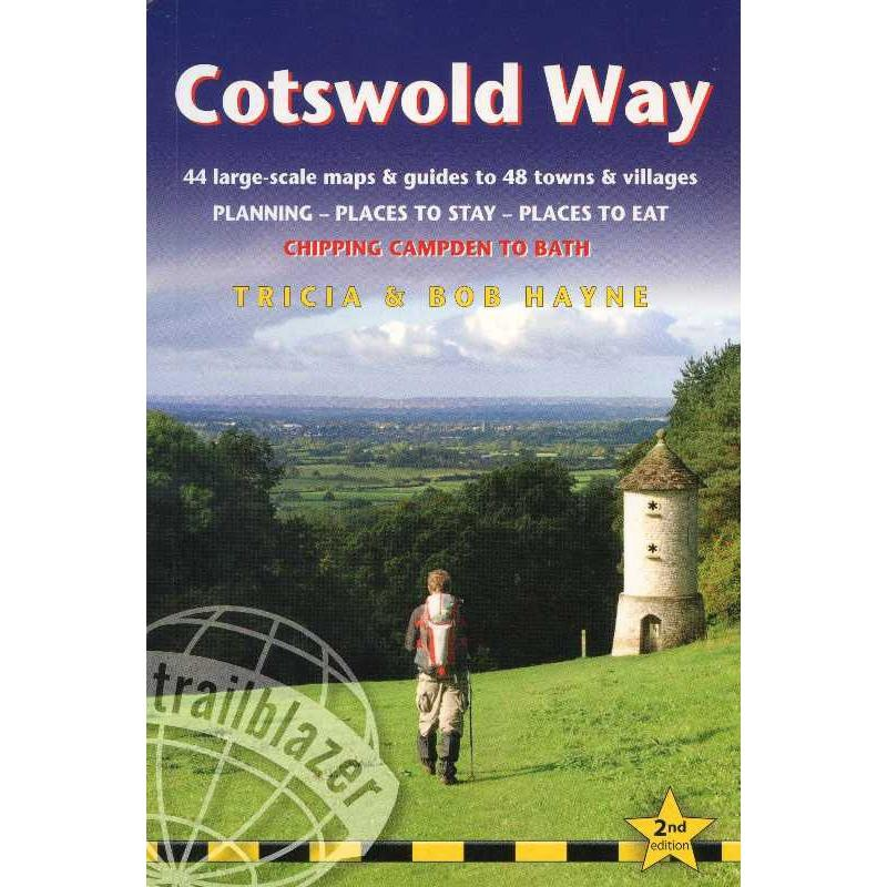 Cotswold Way by Trailblazer Guides