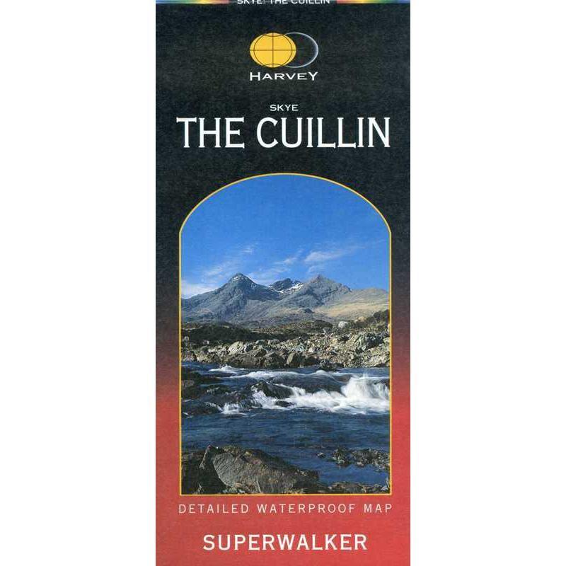 Skye: The Cuillin Superwalker by Harvey