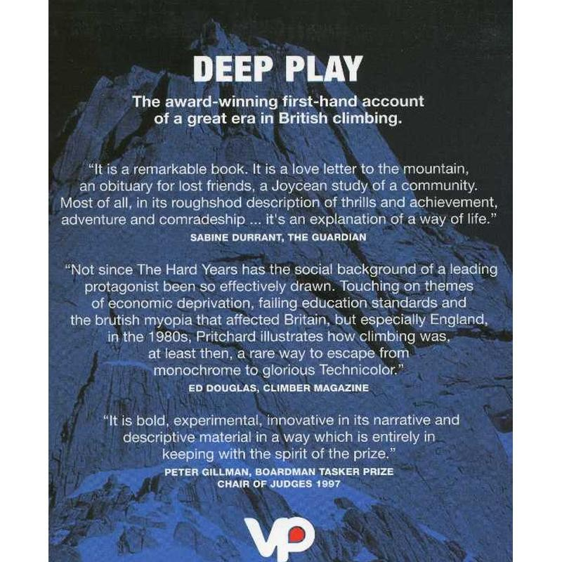 Deep Play by Vertebrate Publishing