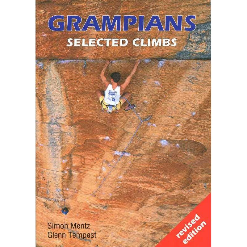 Grampians: Selected Climbs by Open Spaces