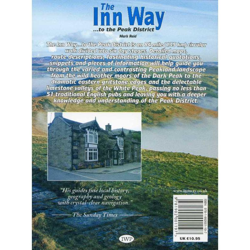 The Inn Way to the Peak District by InnWay Publications