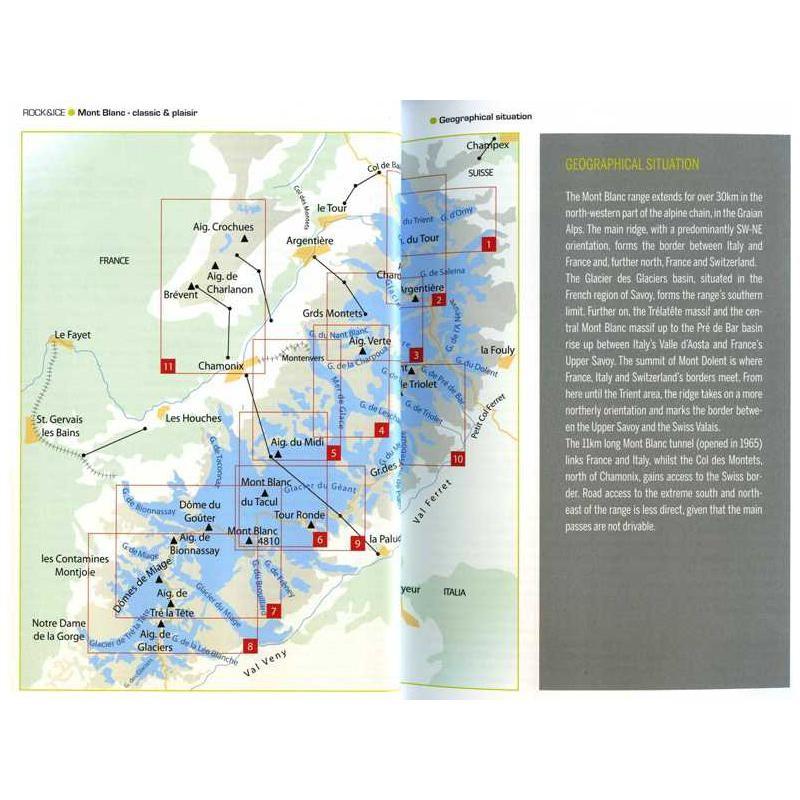 Mont Blanc Classic & Plaisir by Idea Montagna