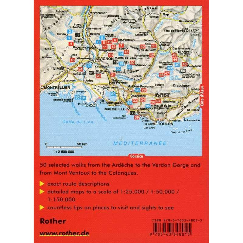 Provence by Bergverlag Rother