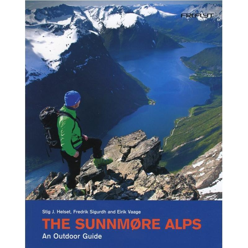 The Sunnmore Alps: An Outdoor Guide by Fri Flyt