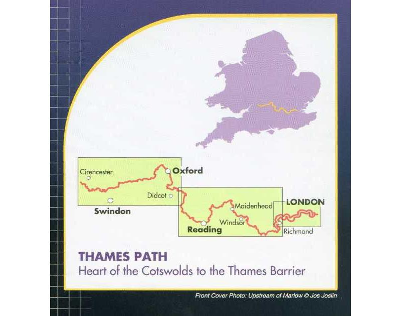 Thames Path by Harvey