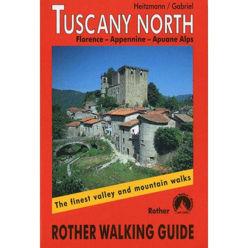 Tuscany North by Bergverlag Rother