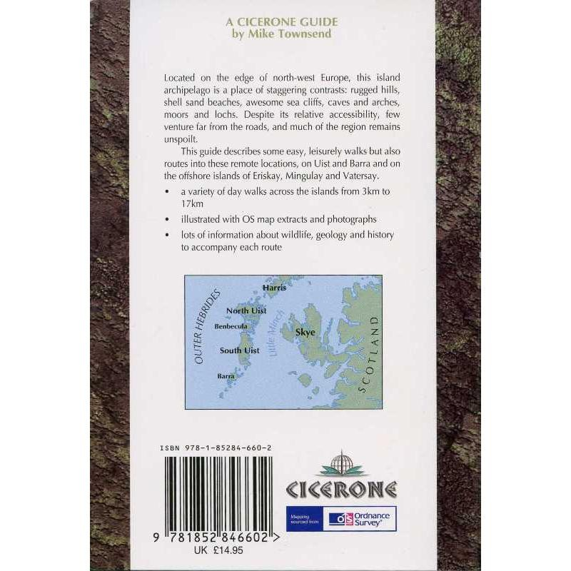 Walking on Uist and Barra by Cicerone
