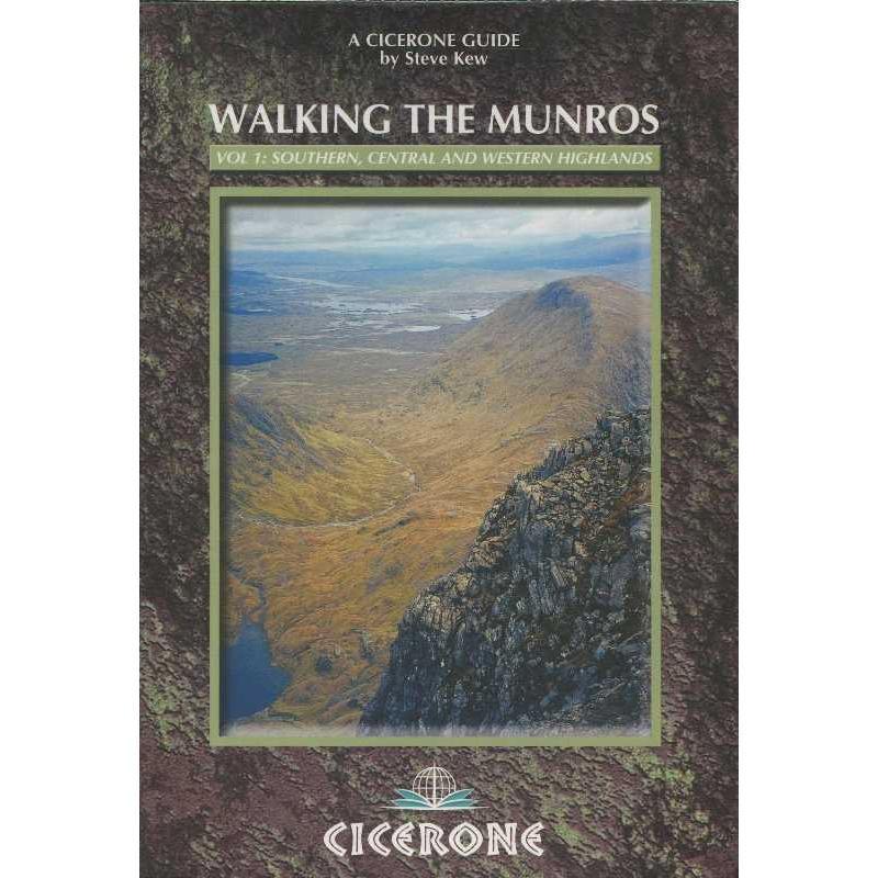 Walking the Munros Vol 1 by Cicerone