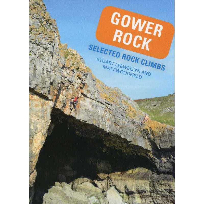 Gower Rock: Selected Rock Climbs by Pesda Press