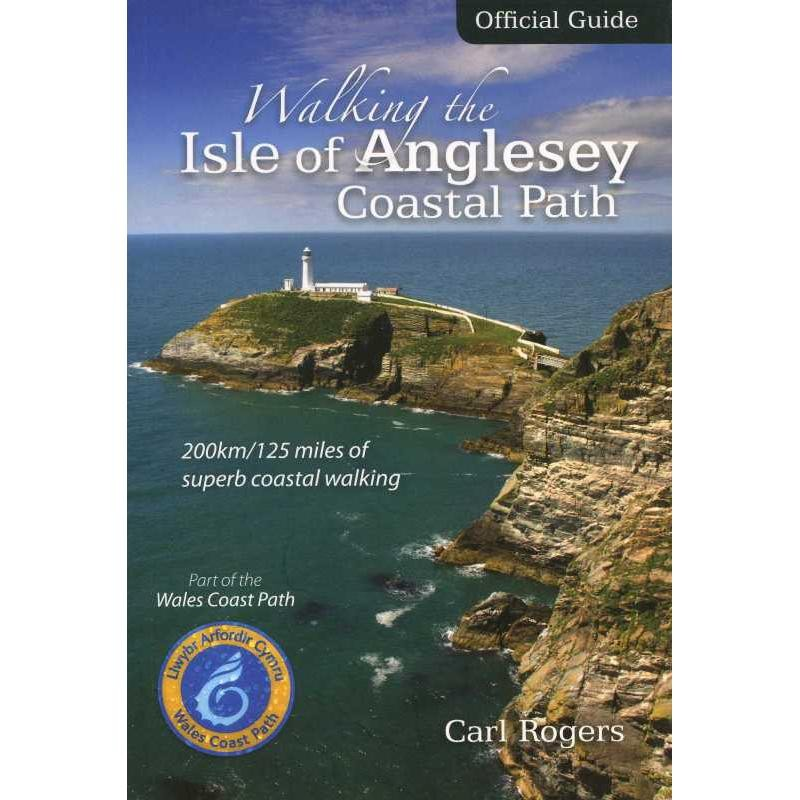 Walking the Isle of Anglesey Coastal Path by Mara Books
