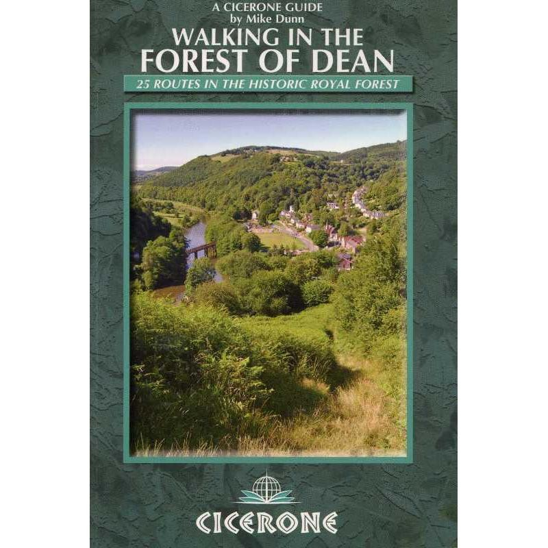 Walking in the Forest of Dean by Cicerone
