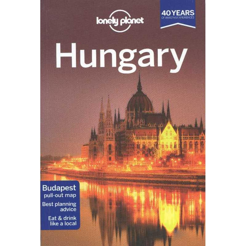 Hungary by Lonely Planet