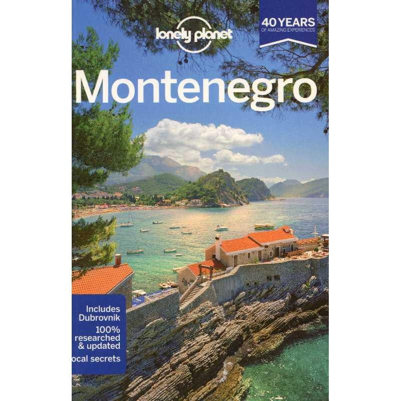 Montenegro by Lonely Planet