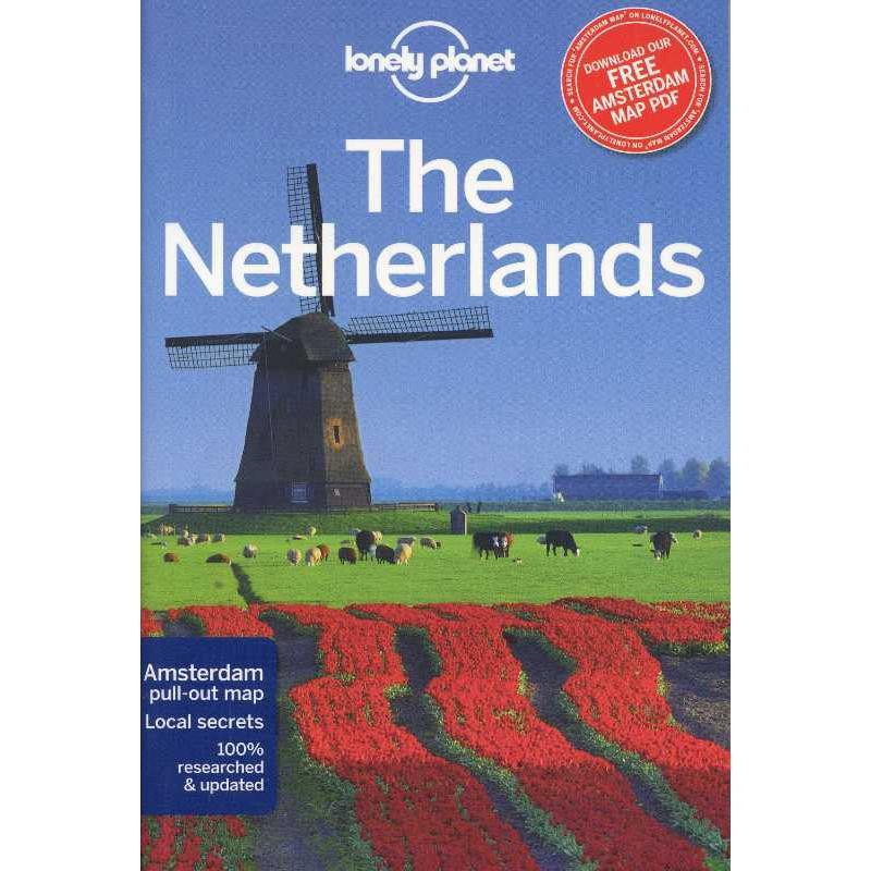 The Netherlands by Lonely Planet