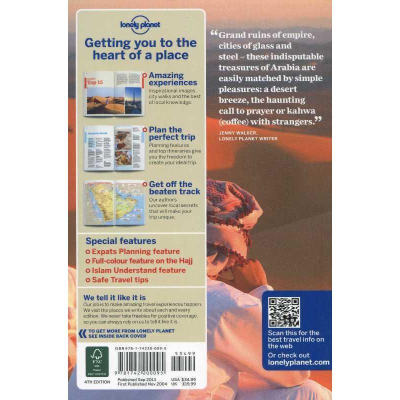 Oman UAE & Arabian Peninsular by Lonely Planet