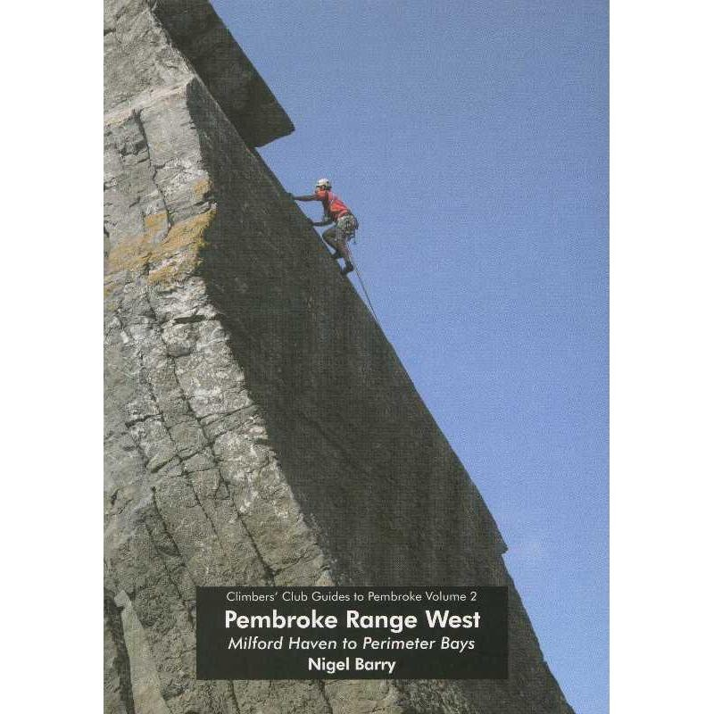 Pembroke Range West: Volume 2 by Climbers Club