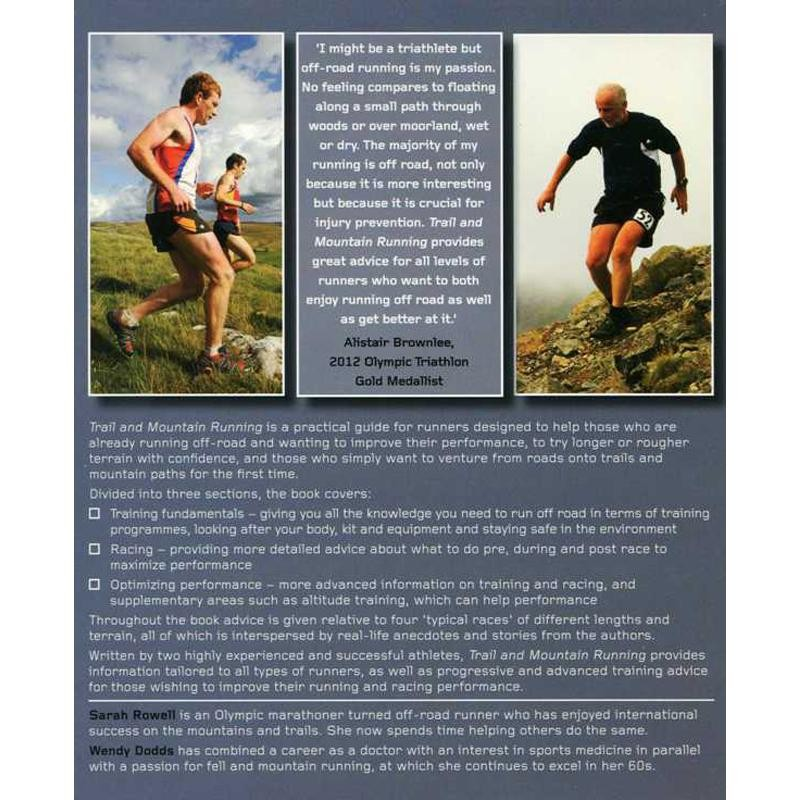 Trail and Mountain Running by The Crowood Press