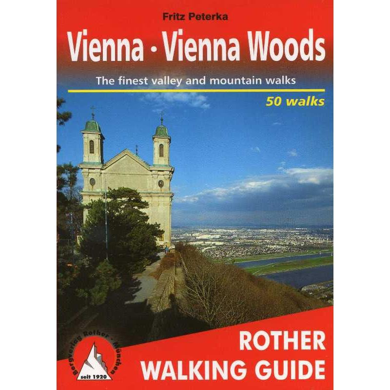 Vienna: Vienna Woods by Bergverlag Rother