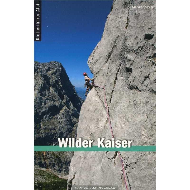 Wilder Kaiser by Panico Alpinverlag