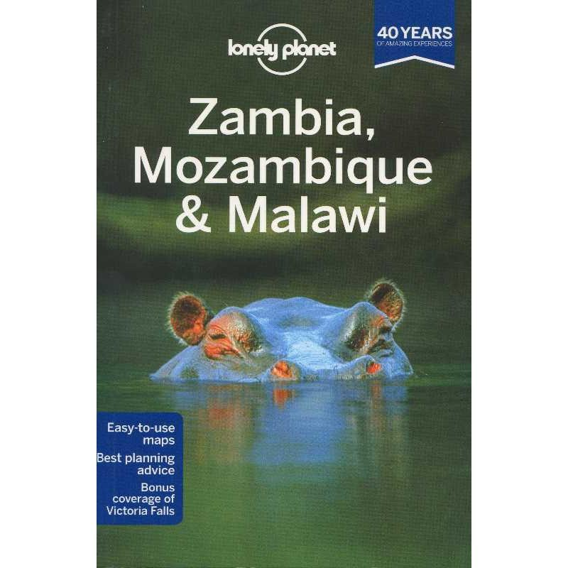Zambia Mozambique and Malawi by Lonely Planet