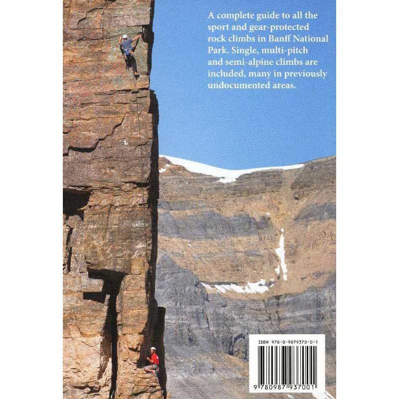 Banff Rock by Climatech Press