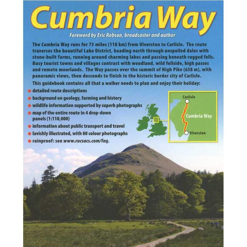 Cumbria Way by Rucksack Readers