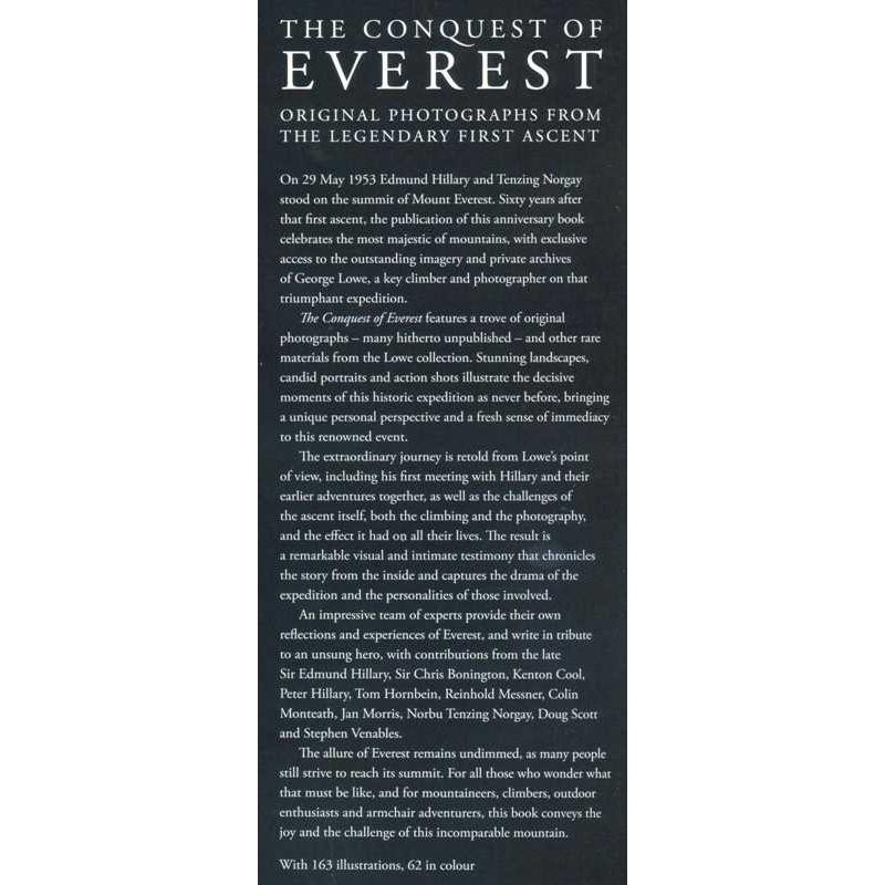 The Conquest of Everest by Thames and Hudson
