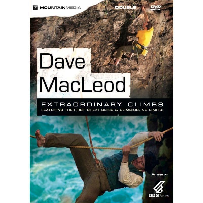 Dave MacLeod Extraordinary Climbs