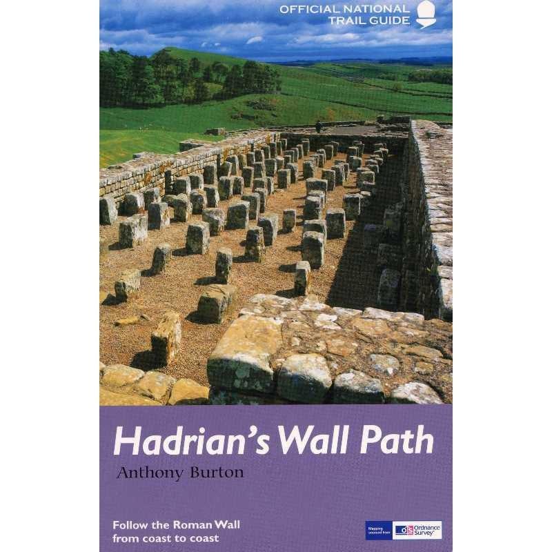 Hadrians Wall Path: National Trail Guide 17 by Aurum Press